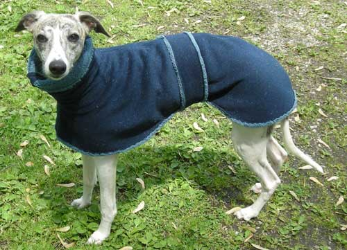 Snuggler Dog Fleece Coats