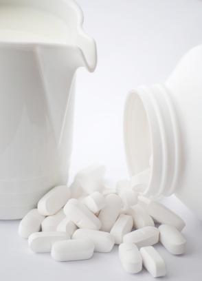 Vitamin and Calcium supply